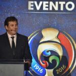 Conmebol confirma duelo entre Chile y el campeón de la Eurocopa 2016