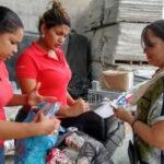 Venezuela: Reparten 4,200 toneladas de alimentos para paliar escasez