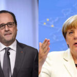 """Brexit: Merkel y Hollande piden """"calma"""" a la comunidad europea (VIDEO)"""