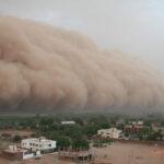 Alerta en Centroamérica por llegada de nubes de polvo y arena del Sahara