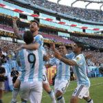 Copa América Centenario: Argentina y Estados Unidos con igual triunfo entre ellos