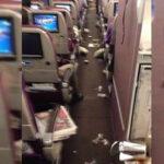Inglaterra: Turbulencia desata pánico en un vuelo de Malaysia Airlines