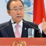 ONU: Ban Ki-moon viajará a La Habana para firma de acuerdo de paz