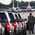 EEUU: Cierran base aérea que utiliza Obama por posible tiroteo