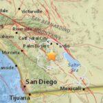 Un sismo de 5.2 grados Richter sacude el sur de California