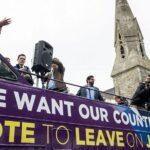 Reino Unido: Brexit avanza en nuevos sondeos sobre intención de voto