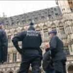 """Bélgica: Falso """"terrorista suicida"""" moviliza a decenas de policías"""