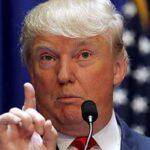Trump bate récords de impopularidad en Estados Unidos