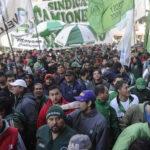 Argentina: Camioneros anuncian paros sorpresivos por demandas salariales