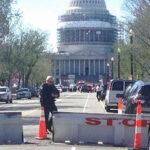 EEUU: Tiroteo deja 4 heridos en las cercanías al Congreso