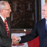 Cateriano: Gobierno está listo para iniciar transferencia