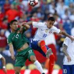 Copa América Centenario: Con un polémico penal Chile derrota a Bolivia 2-1
