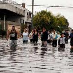 Chile: Inundaciones aíslan a mil personas en Valparaíso y Coquimbo