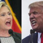 Clinton le saca cuatro puntos de ventaja a Trump en nuevo sondeo
