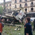 Turquía: Coche bomba estalla cerca de bus policial y deja 11 muertos