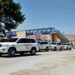 Siria: llegan primeros convoyes humanitarios a dos ciudades asediadas