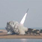 Corea del Sur acusa a Norcoea de lanzar dos misiles al Mar del Japón