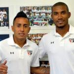 ¿Qué dijo Christian Cueva al ser presentado como nuevo jugador del Sao Paulo?