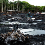 Petroperú confirma nuevo derrame de petróleo de Oleoducto Norperuano