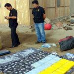 Chosica: Incautan más de 100 kilos de cocaína provenientes del VRAEM
