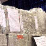Callao: Incautan cerca de media tonelada de cocaína en container