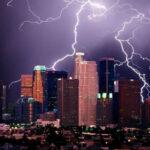 EEUU:  Tormentas,  lluvias y tornados amenazan a 25 estados este domingo