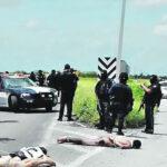 México: Guerra entre carteles de la droga deja al menos 9 muertos