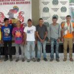 Colombia: Caen 8 guerrilleros del ELN que llevaban armas desde Venezuela