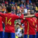 España golea 6-1 a Corea del Sur previo a la Eurocopa