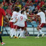 Eurocopa 2016: España pierde 1-0 ante Georgia en último partido de preparación