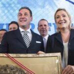 """Extrema derecha europea lanza en Viena su """"primavera patriótica"""""""