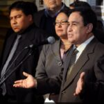 Contralor: Bancada nacionalista defiende designación de Edgard Alarcón