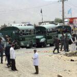 Kabul: Al menos 38 muertos en un doble atentado suicida