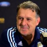 """Copa América Centenario: Gerardo Martino: """"La respuesta la tenemos que dar en la final"""""""