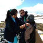 Minsa auxilia para enfrentar heladas al Gobierno Regional de Puno