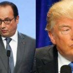 Hollande: Elección de Donald Trump complicaría relación con EEUU