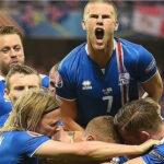 Islandia la gran sorpresas en la historia de la Eurocopa 2016