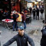Israel anuncia captura de presunto colaborador de atentado en Tel Aviv
