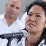 Keiko Fujimori reitera pedido de que renuncie presidente Kuczynski