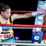 Boxeo: Linda Lecca retuvo su cetro mundial supermosca en Venezuela