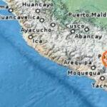 Puno: Un sismo de magnitud 4.6 remeció la provincia de Lampa