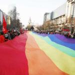 Chile: Más de cien mil personas marchan en el Día del Orgullo Gay