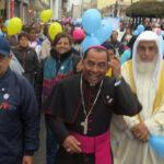 Tacna: protestantes, musulmanes y católicos por primera vez marchan por la vida [VÍDEO]