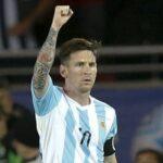 """Lionel Messi: """"Queremos salir campeones y con Venezuela jugamos la primera final"""""""