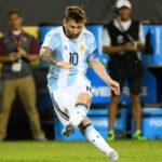 Lionel Messi el jugador récord de Argentina