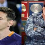 """Ricardo Montaner le envía carta y le pide que """"no se vaya"""" a Lionel Messi"""
