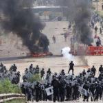 México: Enfrentamientos entre policías y maestros dejan 3 muertos