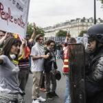 Francia: 95 detenidos durante marcha contra la reforma laboral