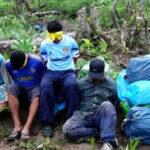 Vraem: Detienen a 4 personas con 158 kilos de cocaína