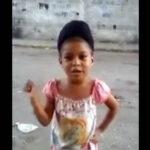 Venezuela: conmovedor reclamo de niña al presidente Nicolás Maduro [VÍDEO]